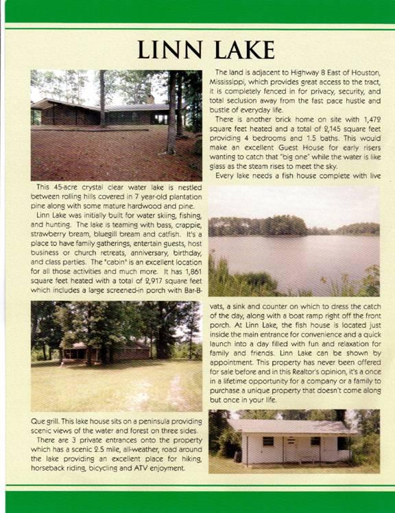 Linn Lake